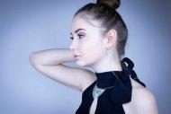 Lisa (set přírodní), náhrdelník + náušnice