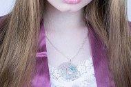 Emilie SWAROVSKI (náhrdelník stříbrný)