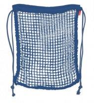 Batůžková eko síťka - navy modrá