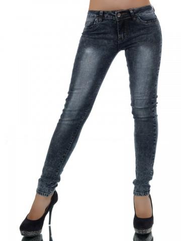 Pantaloni damă 8133 - BLACK - S