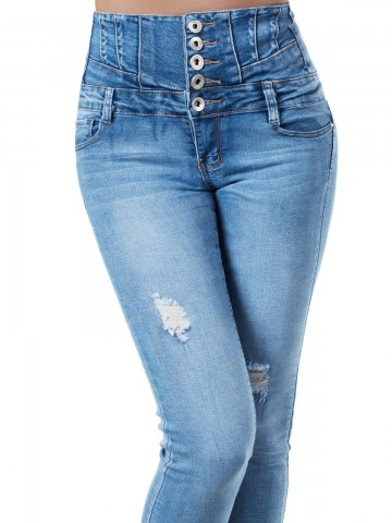 Pantaloni damă 9455 - M