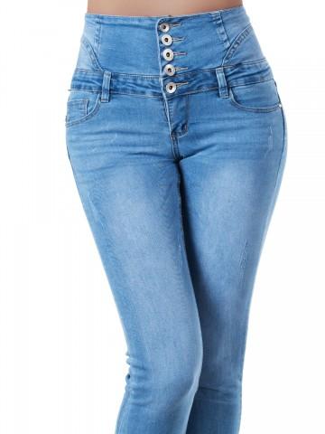 Pantaloni damă 9456 - XS