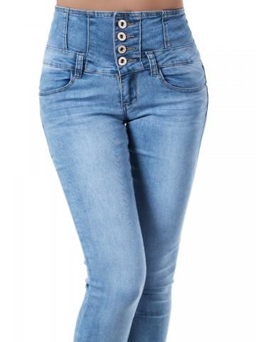 Pantaloni damă 9454 - XS