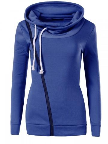 Mikina 8362 - tmavě modrá - S