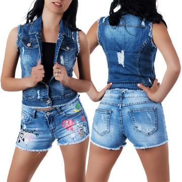 Jeans vest 9451 - XXL