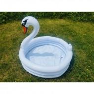 Detský nafukovací bazén Labuť
