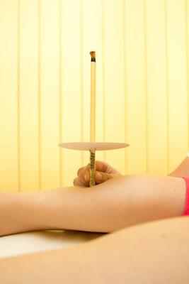 Tělové svíce a Reflexní svíce značky Michael Moder ®
