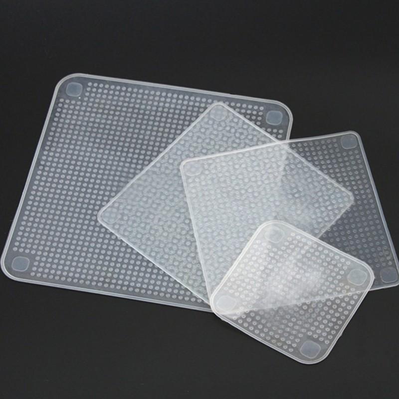 Capace din silicon - 4 bucăți