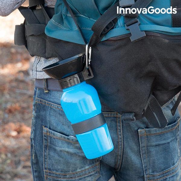 Cestovní láhev na vodu pro psy InnovaGoods