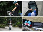Vízálló kerékpár telefon tartó