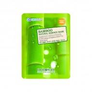 Pleťová maska FoodAholic s přírodními esencemi - bambus, 23g