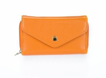 Női pénztárca narancssárga [166]