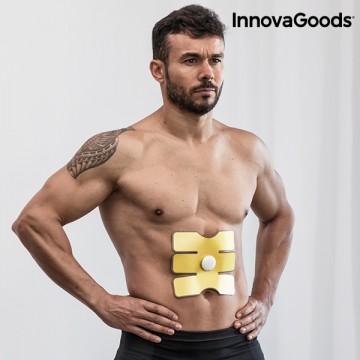 Plasture electrostimulator abdominal InnovaGoods