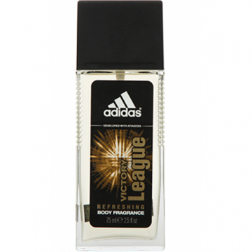 Adidas DNS - Deodorant natural sprej - Victory League, 75 ml