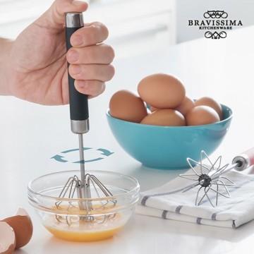 Ruční šlehač s automatickým otáčením Bravissima Kitchen