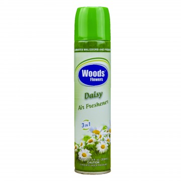 Woods Flowers Spray odorizant - Floare de bănuț, 300ml