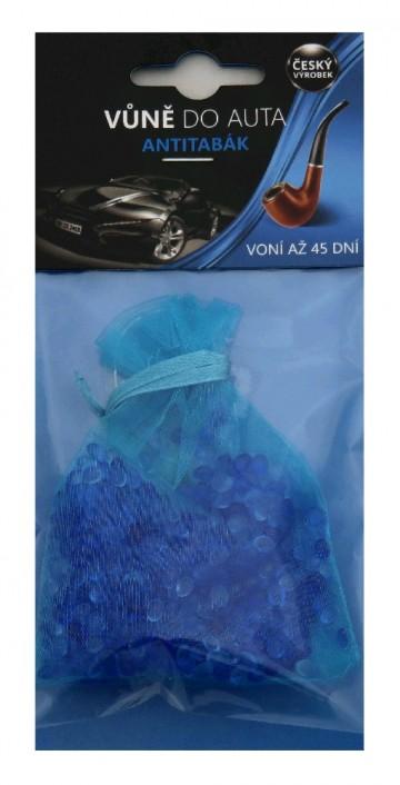 Osvěžovač vzduchu do auta antitabák - sáček, 20g
