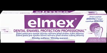 Zubní pasta elmex® ENAMEL PROTECTION PROFESSIONAL™