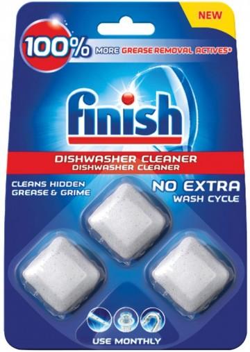 Finish kapsle na čištění myčky, 3x17g