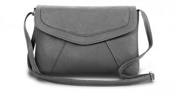 Módní mini kabelka přes rameno i do ruky - černá