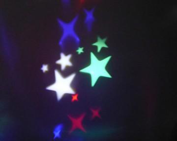 Vánoční laserový světelný systém pro osvětlení domu TA-91005