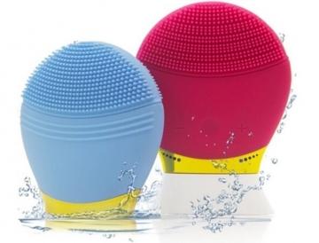 Revolučný sonický čistič pleti - modrý