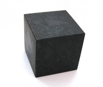 Šungit - liečivé kamene z hlbín Zeme - kocky