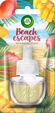 Air Wick tekutá náplň do elektrického osvěžovače - Maui mangové šplíchnutí, 19ml