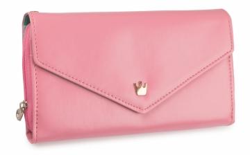Női pénztárca rózsaszín [150]