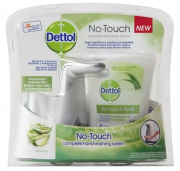 Dettol - dispenser No Touch - Aloe Vera
