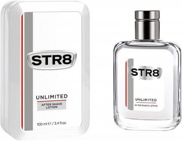 STR8 Unlimited - voda po holení pro může, 100 ml