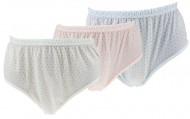 Dámské klasické bavlněné kalhotky Pesail 8311 - 1 ks, velikost XL