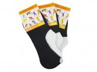 Dámské podkotníkové bavlněné ponožky - 3 páry, velikost 35-38