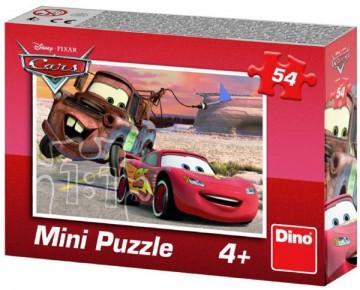 Puzzle Cars 54 darab