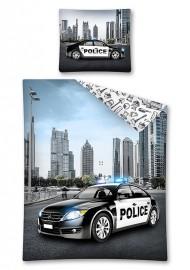 Povlečení Policejní auto 140/200, 70/80