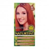 Barva bez amoniaku Naturtint - Měděná blond, Nº 8C