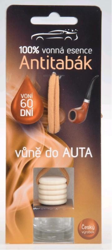 Osvěžovač do auta - antitabák, 5 ml