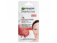 Hřejivá pleťová maska Garnier Volcano, 8ml