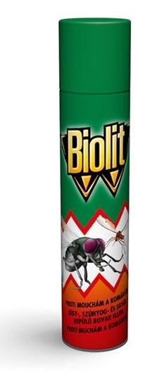 Biolit - spray szúnyogok és legyek ellen, 400ml