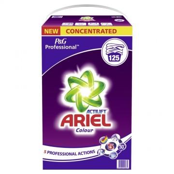Ariel Professional prací prášek na barevné prádlo 8,125kg, 125 cyklů dovoz Německo