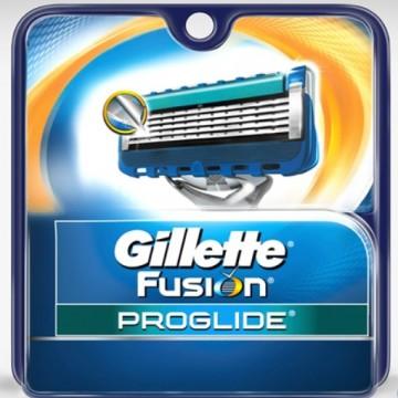 Gillette Fusion Proglide - náhradní hlavice, 2ks v balení
