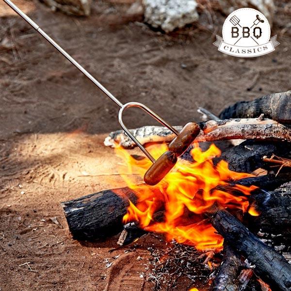 BBQ classics teleszkópos barbecue villa