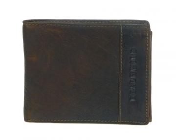 Pánská peněženka Real Wild - hnědá [963]