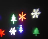 Vánoční laserový světelný systém pro osvětlení domu TA-1012