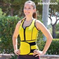 Dámská sportovní stahovací vesta se sauna efektem InnovaGoods, velikost XL