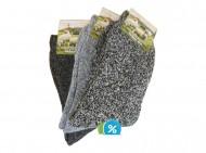 Pánské vlněné ponožky AMZF PA-915 - 3 páry, velikost 44-47