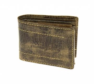 Pánska peňaženka Wild Things - ošoupaná hnědá, malá [953]