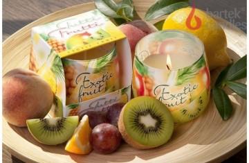 Illatos gyertya - TuttiFrutti egzotikus gyümölcsök, 100g