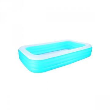 Rodinný nafukovací bazén Bestway - modrý
