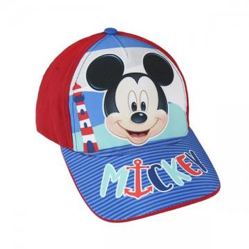Kšiltovka Baby Mickey červená vel. 51